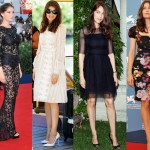 Laetitia Casta at the Venice Film Festival scoops Best Dressed of the Week
