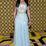 Lucy Liu scoops Best Dressed of the Week in Atelier Versace