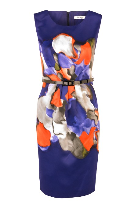 Precis Autumn Bloom dress