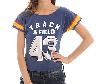 Superdry Football T Shirt