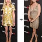 Kirsten Dunst vs. Isla Fisher in Stella McCartney