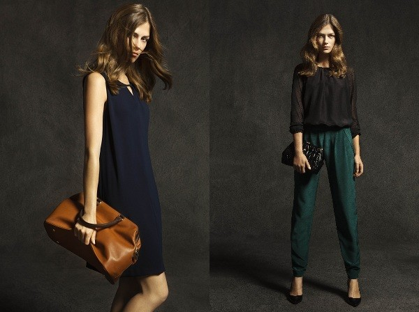 Autumn/Winter 2012 review – Massimo Dutti womenswear