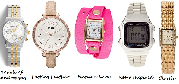 5 watches we love!