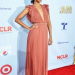 Zoe Saldana scoops Best Dressed of the Week in Gucci