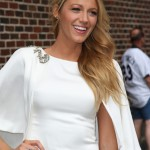 Blake Lively wore Marchesa down the aisle!