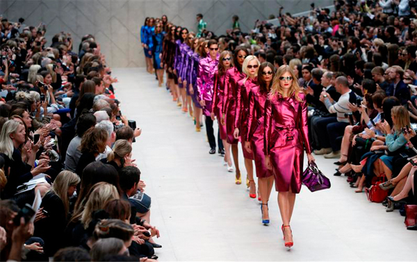 London Fashion Week SS13: Highlights from all five days!