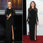 Christina Aguilera and Angelina Jolie rock Michael Kors… but who's your fave?