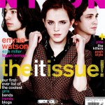 Emma Watson is Nylon's October (slightly underwhelming) cover girl