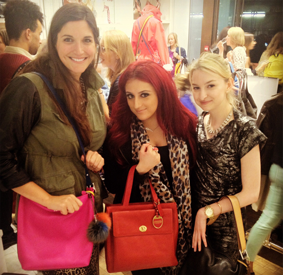 What we snapped at Vogue Fashion's Night Out 2012