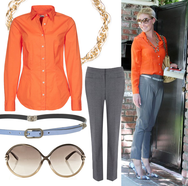 Get Katherine Heigl's chic SS13-ready look