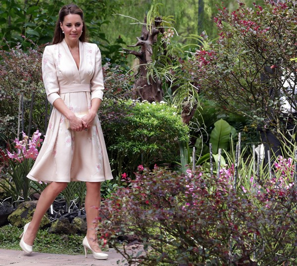 M&S is shifting more nude heels than ever thanks to Kate Middleton