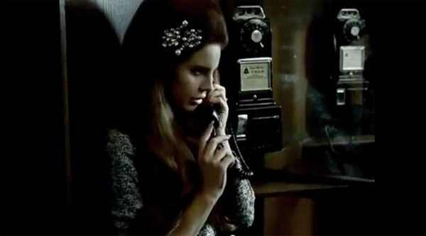 Watch Lana Del Rey's H&M TV commercial!