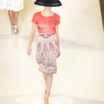 London Fashion Week SS13: Day 3