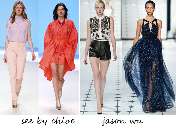 New York Fashion Week S/S13 finally kicks off!