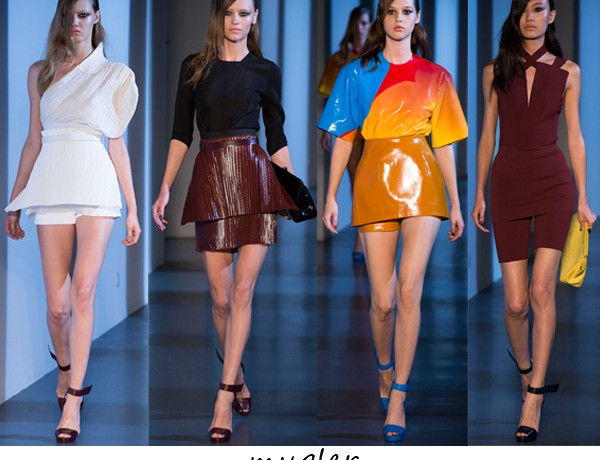 Paris Fashion Week SS13 kicks off!