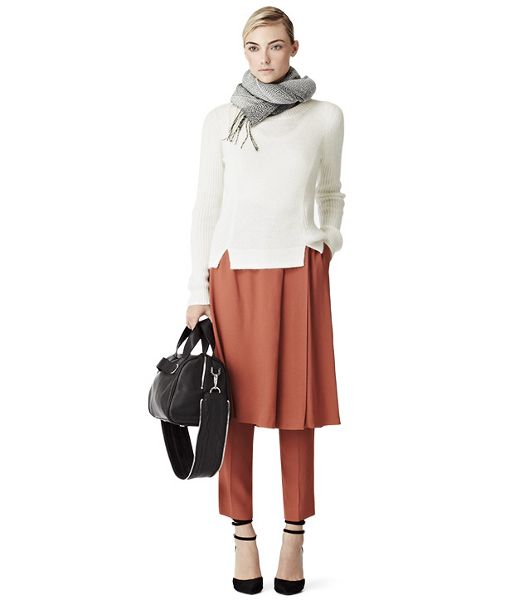The Skirt Trouser: Yay or Nay?