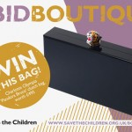Win a Charlotte Olympia clutch bag with Save the Children
