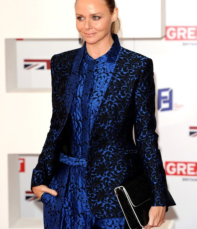 Stella McCartney gets three nominations for the 2012 British Fashion Awards
