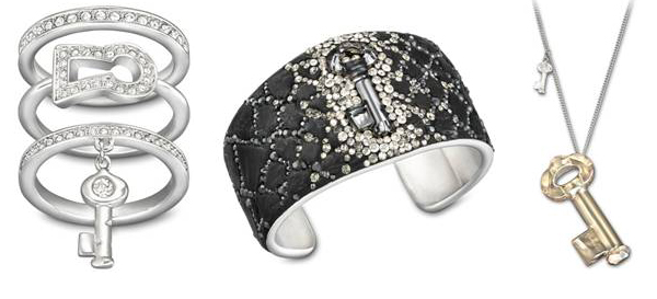 Swarovski collaborates with Yoko Ono for Fashion's Night Out
