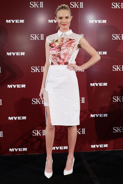 Kate Bosworth scoops Best Dressed of the week in Preen