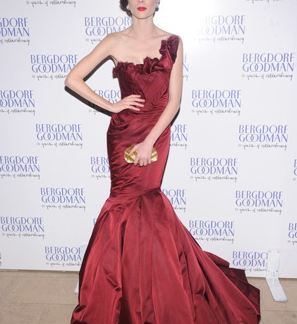 Coco Rocha scoops Best Dressed of the Week in Zac Posen
