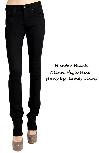 Tried and Tested: High Rise Hunter Jean by James Jeans