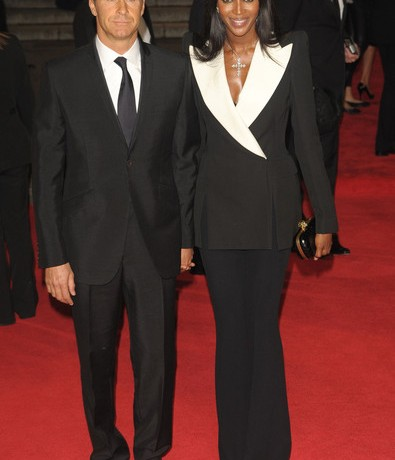 Naomi Campbell steals Best Dressed of the Week in Alexander McQueen