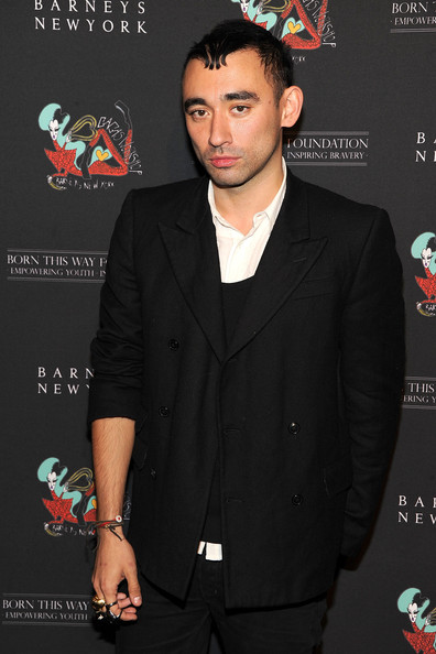 Nicola Formichetti thinks style is in your purse, not your DNA