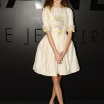 Alexa Chung rocks Chanel Resort in New York