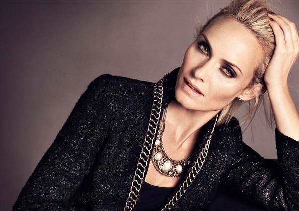 Amber Valletta becomes new face of Marks and Spencer's 'per una' line