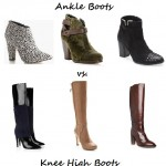 Ankle vs. Knee high – The Boot Off!
