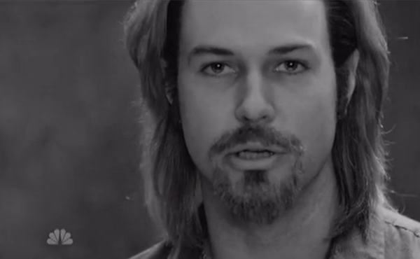 SNL parodies Brad Pitt's Chanel No.5 ads