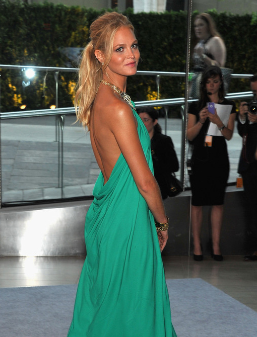 """We're not selling reality, we're selling a story"" – Erin Heatherton on Photoshop"