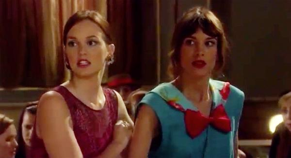 Watch Alexa Chung's Gossip Girl cameo
