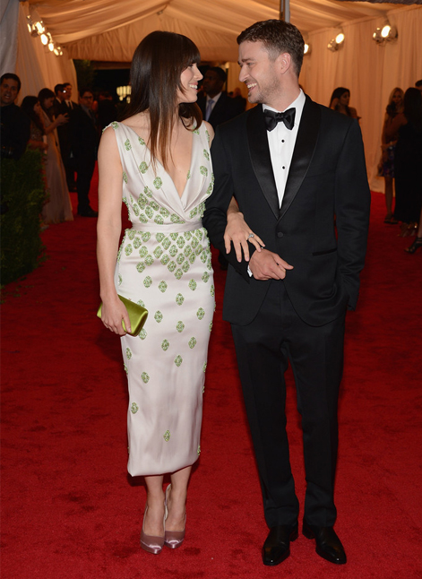 Jessica Biel and Justin Timberlake are officially married!