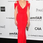 Kate Hudson sizzles in plunging Prabal Gurung gown