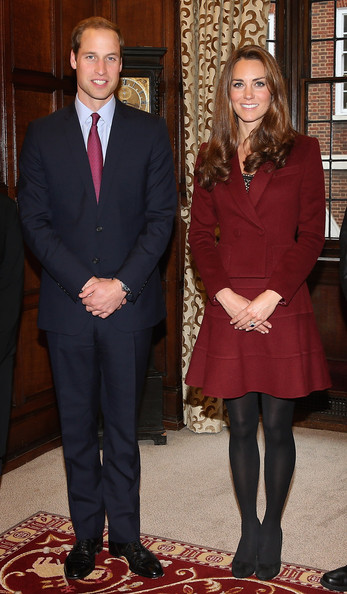 Kate Middleton wears Paule Ka in London