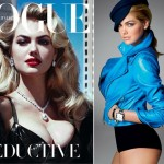 Kate Upton is now a Vogue cover girl!