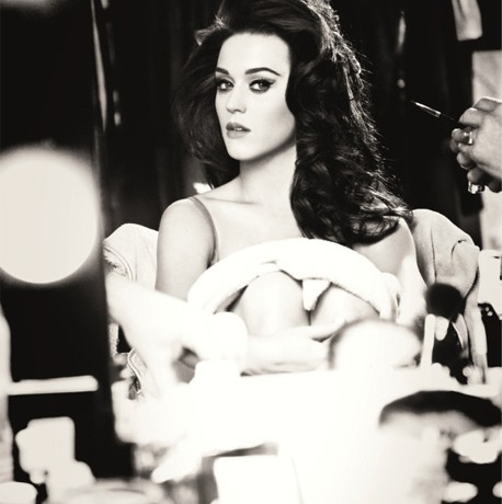 Katy Perry is back with more glamorous GHD ads!