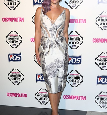 Kelly Osbourne wins Cosmo's Ultimate Style Icon Award
