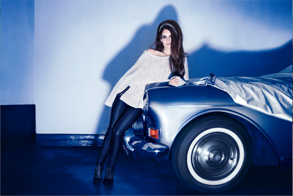Lana Del Rey's new H&M ads are in!