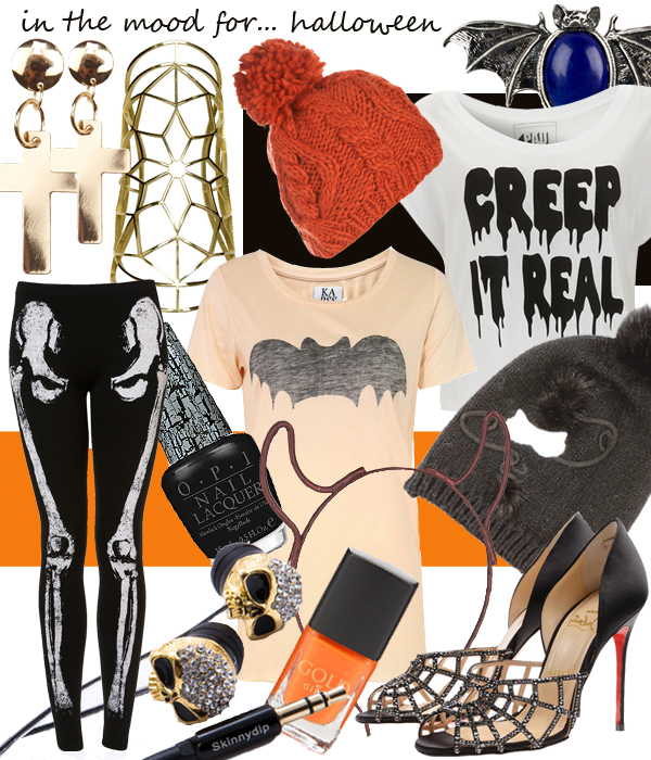 Midweek Moodboard: Happy (almost!) Halloween