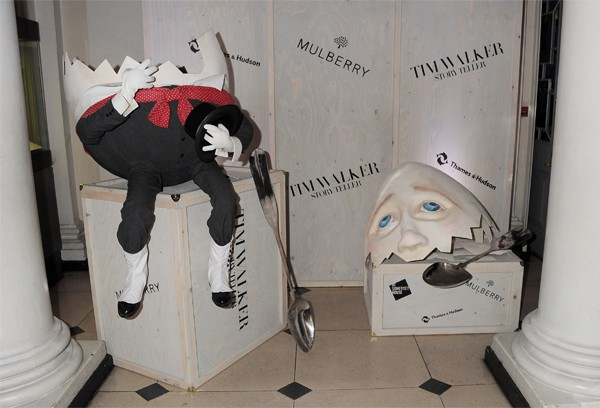 Mulberry celebrates Tim Walker's Story Teller exhibit
