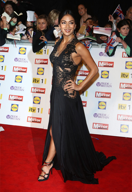 Nicole Scherzinger steals the Pride of Britain show