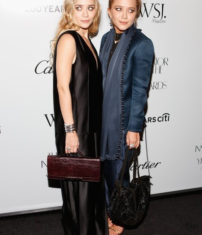 Mary-Kate and Ashley Olsen honoured at WSJ Innovator of the Year