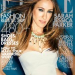 Sarah Jessica Parker for the Elle US Women in Hollywood November issue