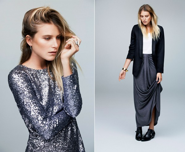 Peek Savannah Miller's debut eponymous collection here!