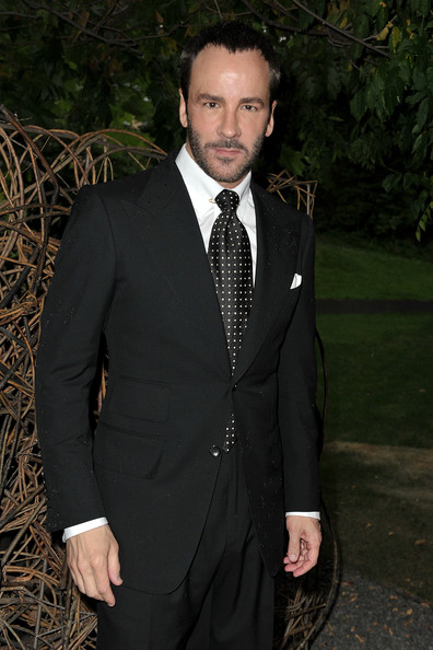 Tom Ford becomes a dad for the first time!