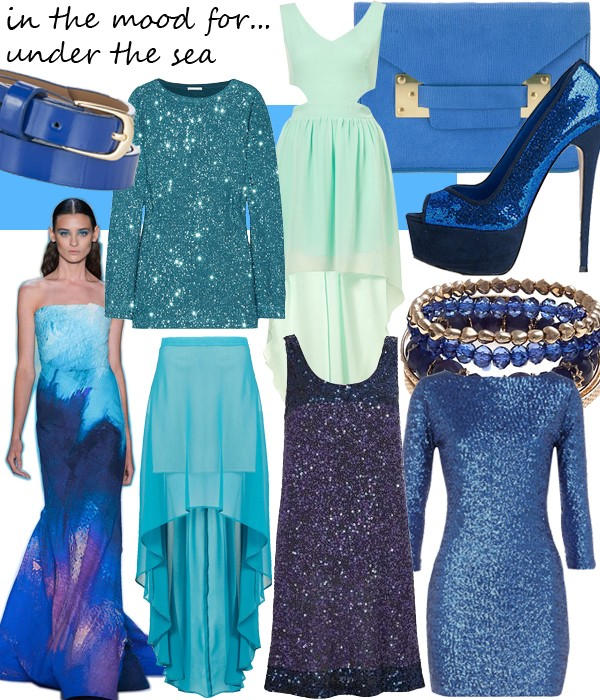 Midweek Moodboard: Under the sea
