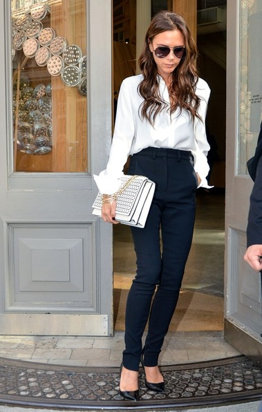 Is Victoria Beckham pregnant with baby number 5?